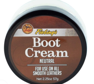 Fiebing's Boot & Shoe Creme Polish - Neutral (93)