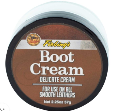 Fiebing's Delicate Boot Cream Polish (00)