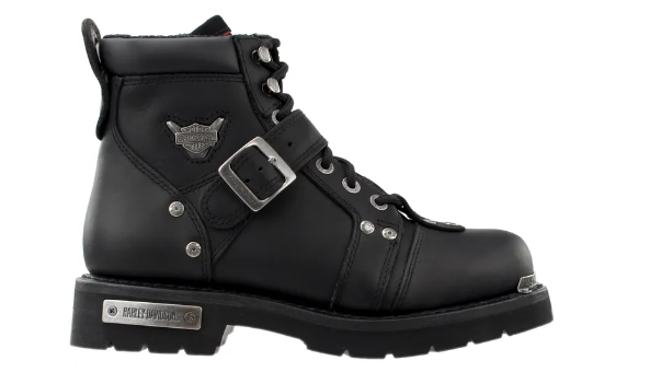 Harley-Davidson Men's Brake Buckle Performance Boots
