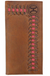 Hooey Brands Signature Rodeo Wallet - Leather Laced Red