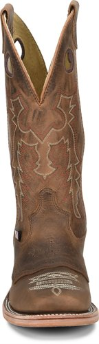"Double H Men's 13"" Wide Square Toe Buckaroo - Allen"