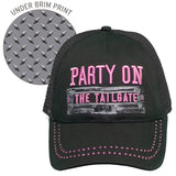 "J America Farm Girl Women's ""Party On the Tailgate"" Cap"