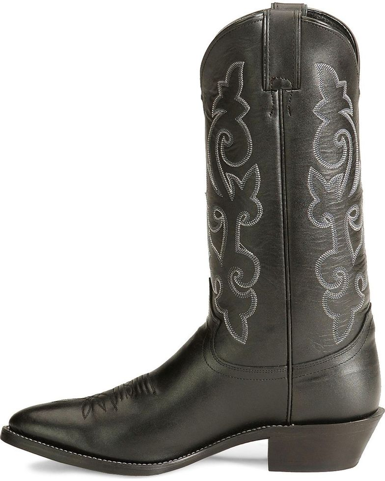 "Justin Men's 13"" London Calf Western Boot"