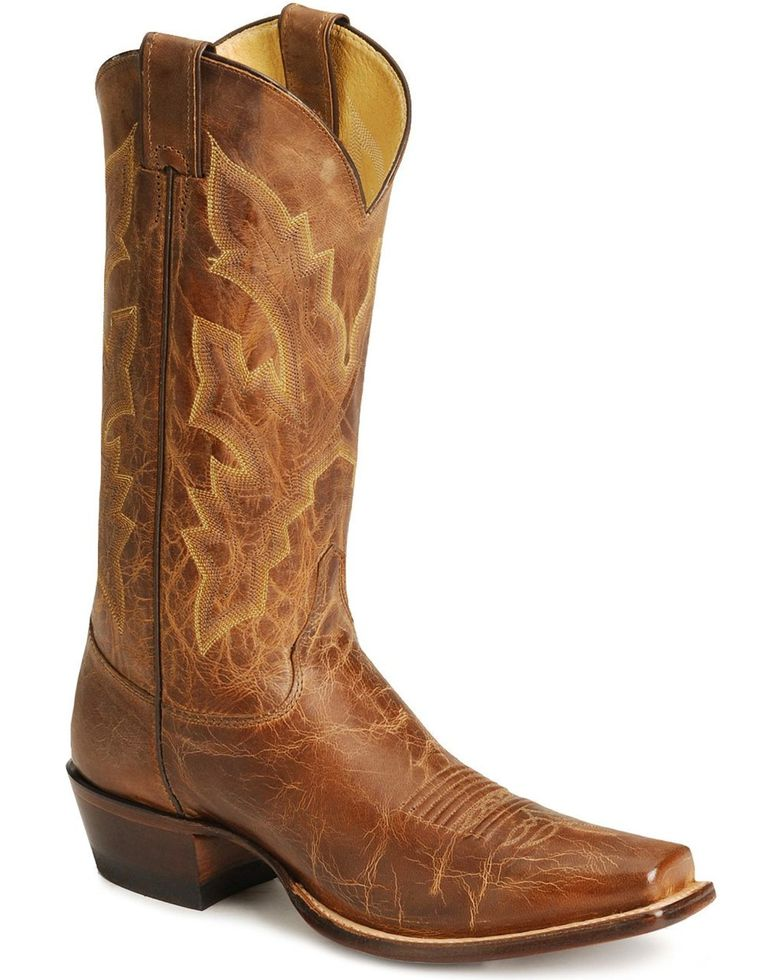 Justin Men's Distressed Vintage Goat Western Boot