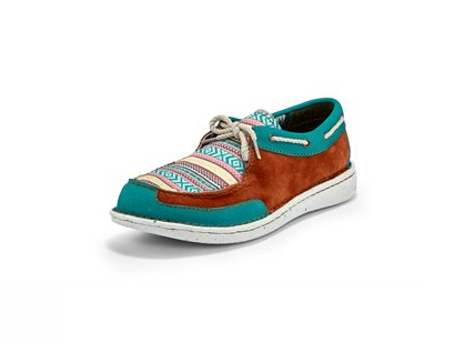 Justin Women's Boatie Casual Shoe