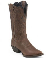 Justin Women's McKayla Brown Western Boot