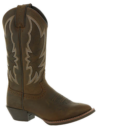 Justin Women's Stampede Rosella Chocolate Western Boot