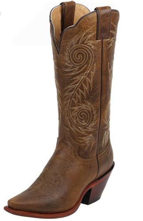 Justin Women's Vintage Fashion Western Boot