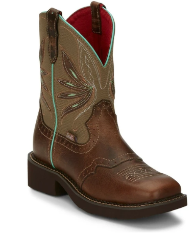 Justin Women's Gypsy Nettie Tan Western Boot