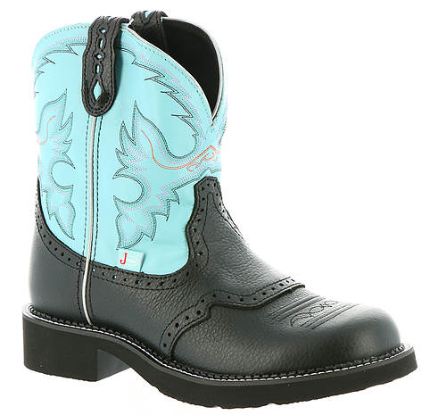 Justin Women's Gypsy Gemma Light Blue Top Western Boot
