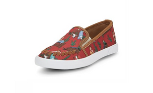 Justin Women's Alice Red Casual Shoe