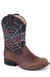 Roper Little Kids Light-Up Spiders Western Boot