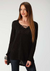 Roper Women's Chevron Lace Longsleeve tOP