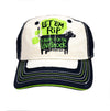 J America Farm Boy Children's Let 'Em Rip Cap