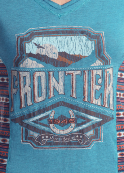 Panhandle Women's Frontier Graphic Tee