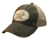 "Vintage Life ""I Can't Adult Today"" Distressed Trucker Cap"