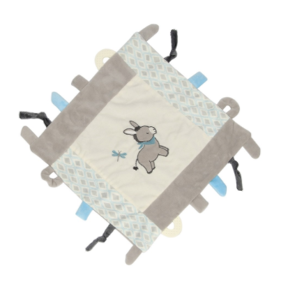Maison Chic Dandy the Donkey Multifunction Blankie