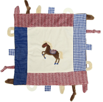 Maison Chic Carson the Colt Multifunction Blankie