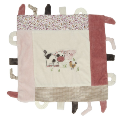 Maison Chic Farm Friends Multifunction Blankie