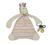 Maison Chic Trixie the Unicorn Pacifier Blankie