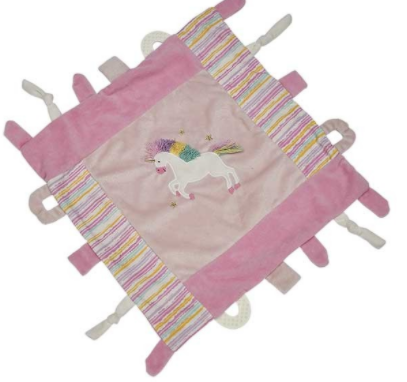 Maison Chic Trixie the Unicorn Multifunction Blankie