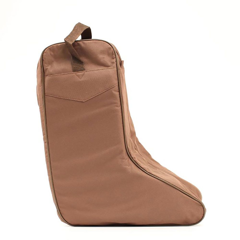 M&F Western Boot Bag - Brown