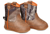 M & F Western Double Barrel Gunner Baby Bucker Western Boot