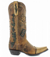 "Old Gringo Women's Route 66 13"" Western Boot"