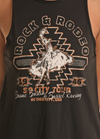 Panhandle Rock & Roll Cowgirl Rock & Rodeo Graphic Tank