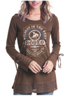 "Panhandle Women's ""Wildest In The West"" Graphic Tee"