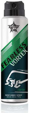 Tru Fragrance Men's PBR Fearless Body Spray - Vortex