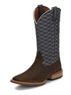 Justin Men's Stampede Cattler Brown Boots