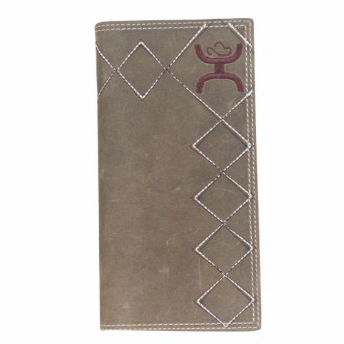 Trenditions Hooey Embroidered Rodeo Wallet