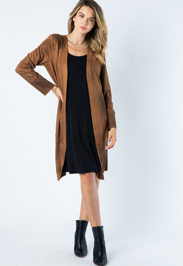 Vocal Apparel Women's Long Jacket