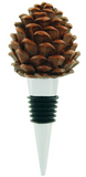 Wilcor International Pine Cone Wine Stopper