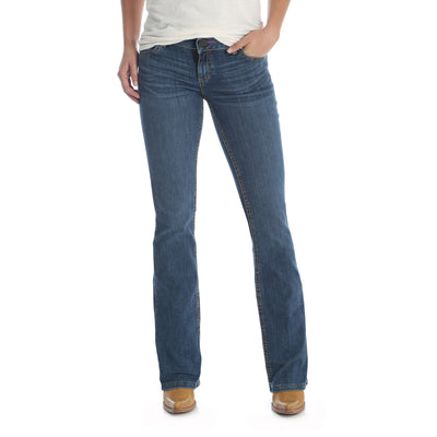 Wrangler Women's Retro Mae Jean with Booty Up Technology