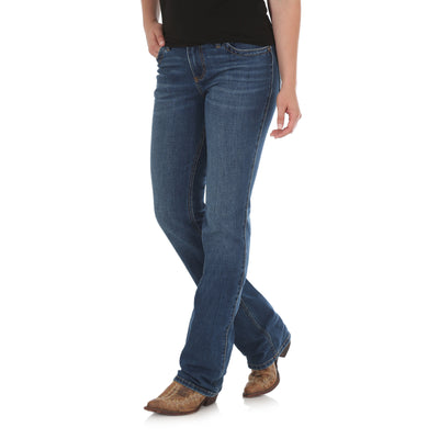Wrangler Women's Q-Baby Ultimate Riding Jean