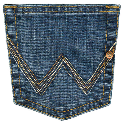 Wrangler Women's Tuff Buck Ultimate Riding Q-Baby Jean