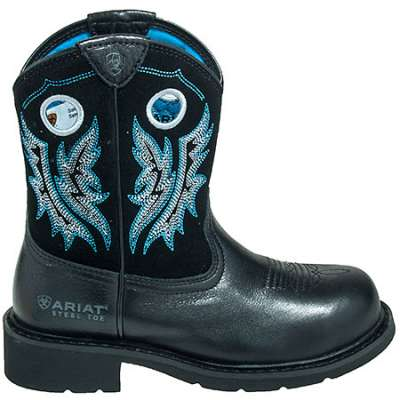 Ariat Women's Steel Toe Cowgirl Boot
