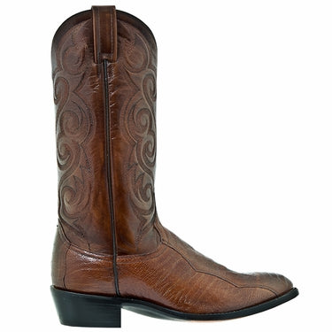 Dan Post Mens Bellevue Antique Tan Western Boot