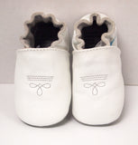 Smokey Mountain Boots Infant White Pre-Walker Slip-ons
