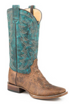 Roper Women's Concealed Carry Square Toe Sidewinder