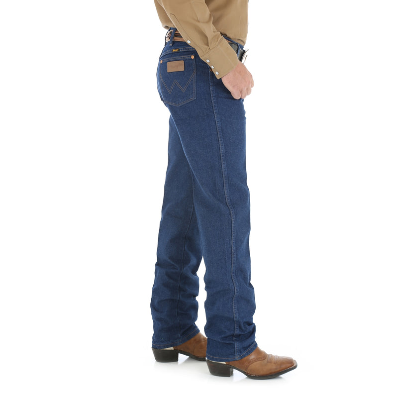 Wrangler Men's Original Fit Cowboy Cut Prewashed Jeans