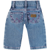 Wrangler Infant/Toddler Girls Five Pocket Western Jean