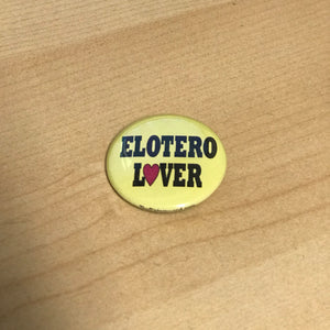 Elotero Lover Button by The SistersWood