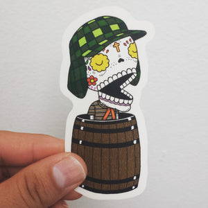 Chavo sticker by Mis Nopales