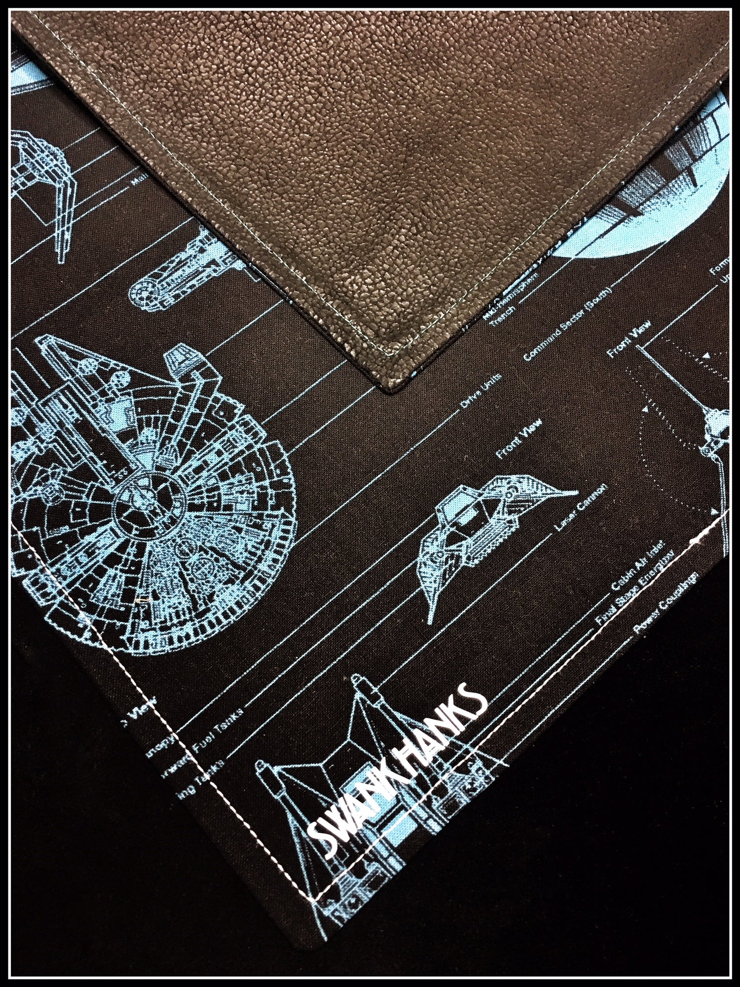 Star Wars Blueprint SwankHanks