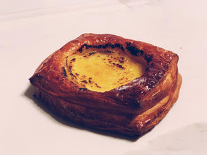 CREME BRULEE DANISH  (Dec 31st Pick up 8am-2pm)