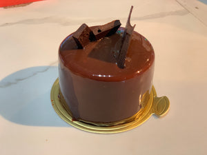 CHOCOLATE MOUSSE CAKE (Valentine's Day Pick-Up 8am -2pm)