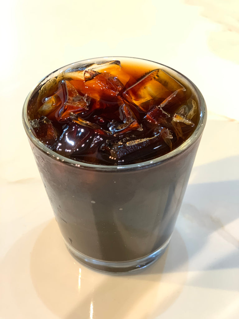 COLD BREW (ICED)